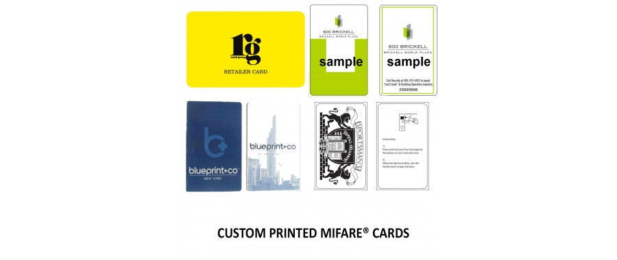Custom Printed Cards